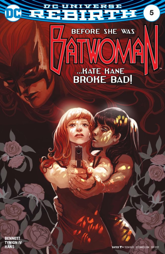 Batwoman #5 cover