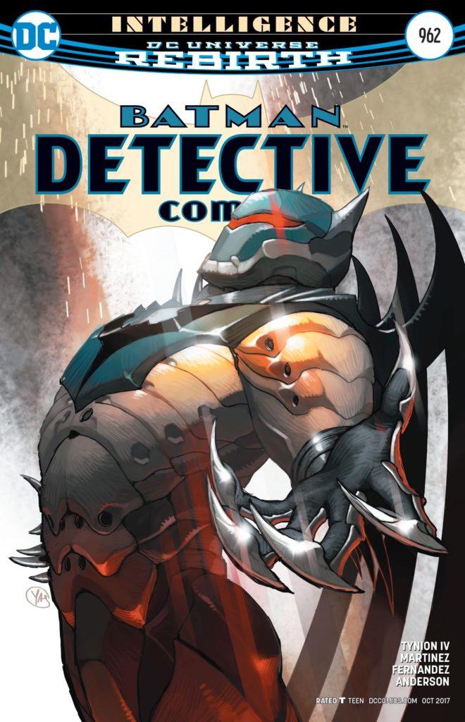 Detective Comics #962 cover