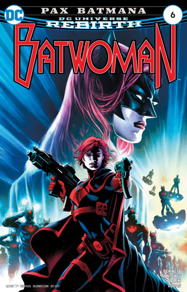 Batwoman #6 cover