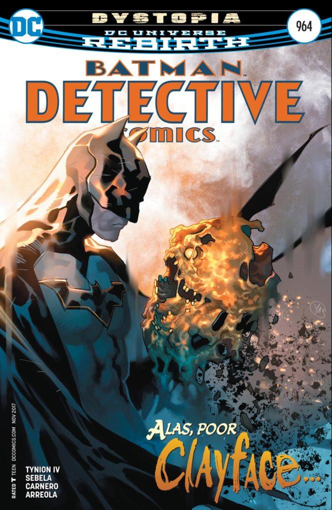 Detective Comics #964 Cover