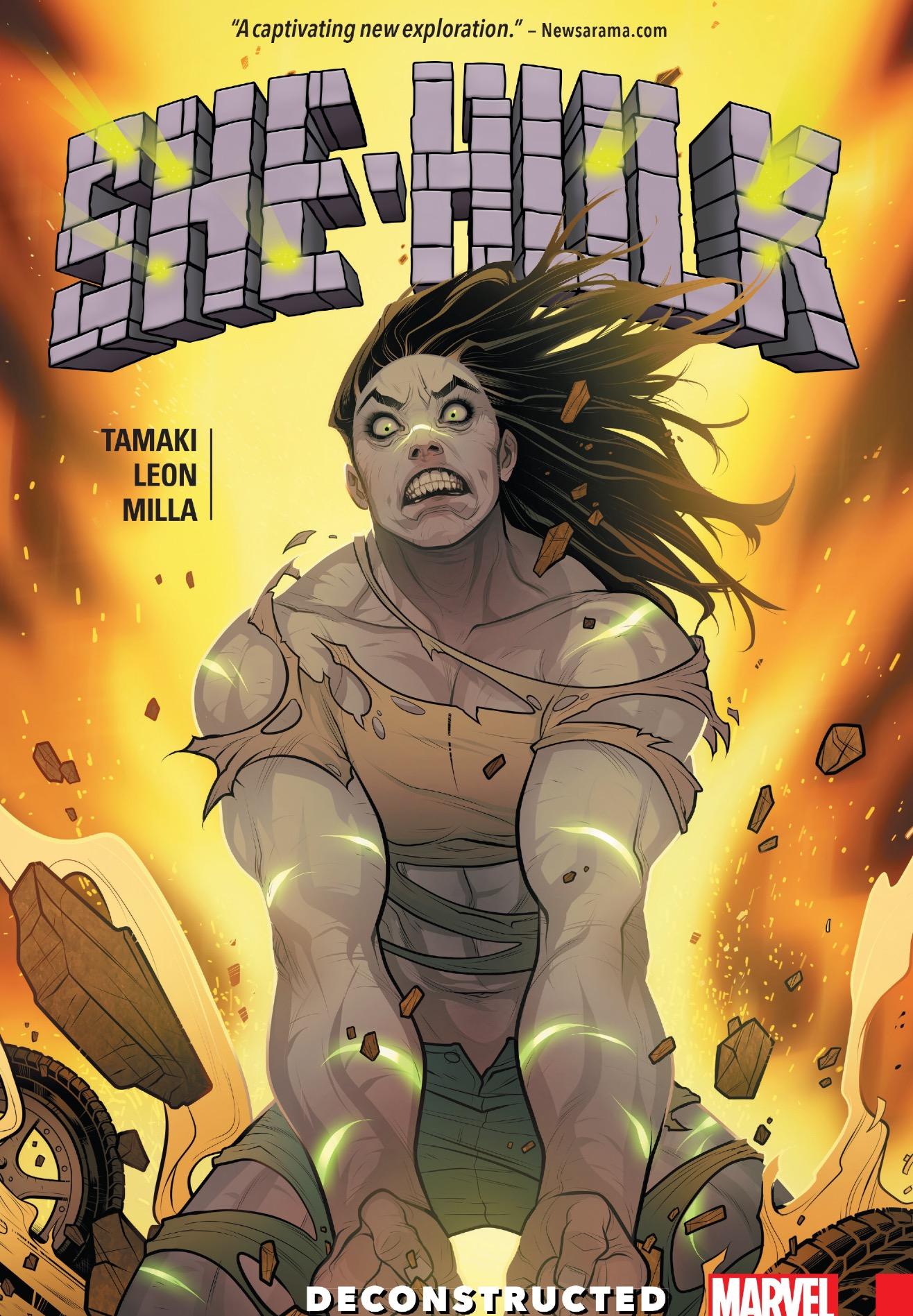 She-Hulk: Decostructed
