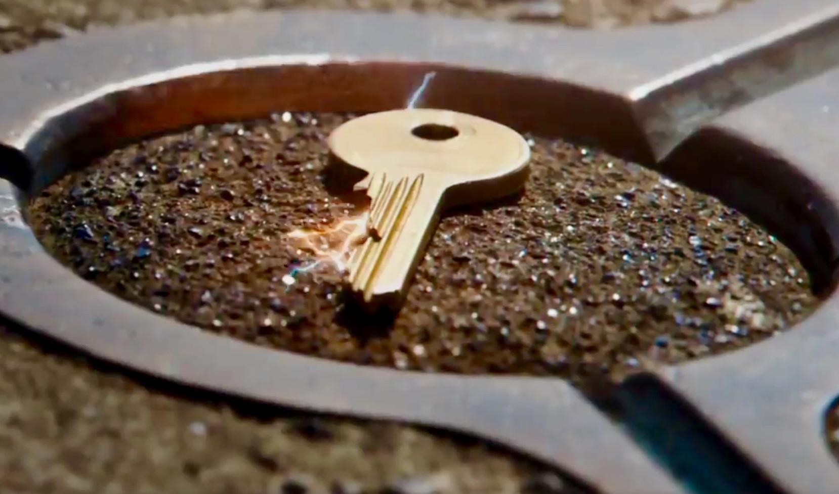 TARDIS key