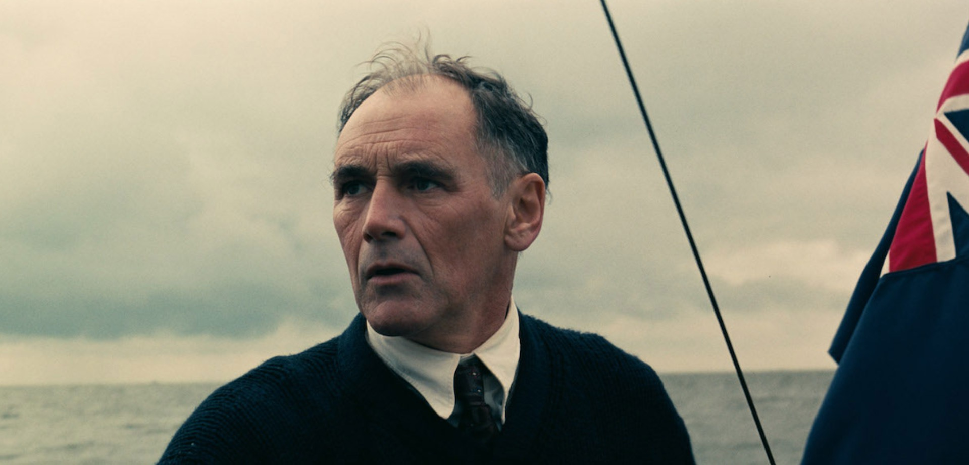 Mark Rylance in Dunkirk