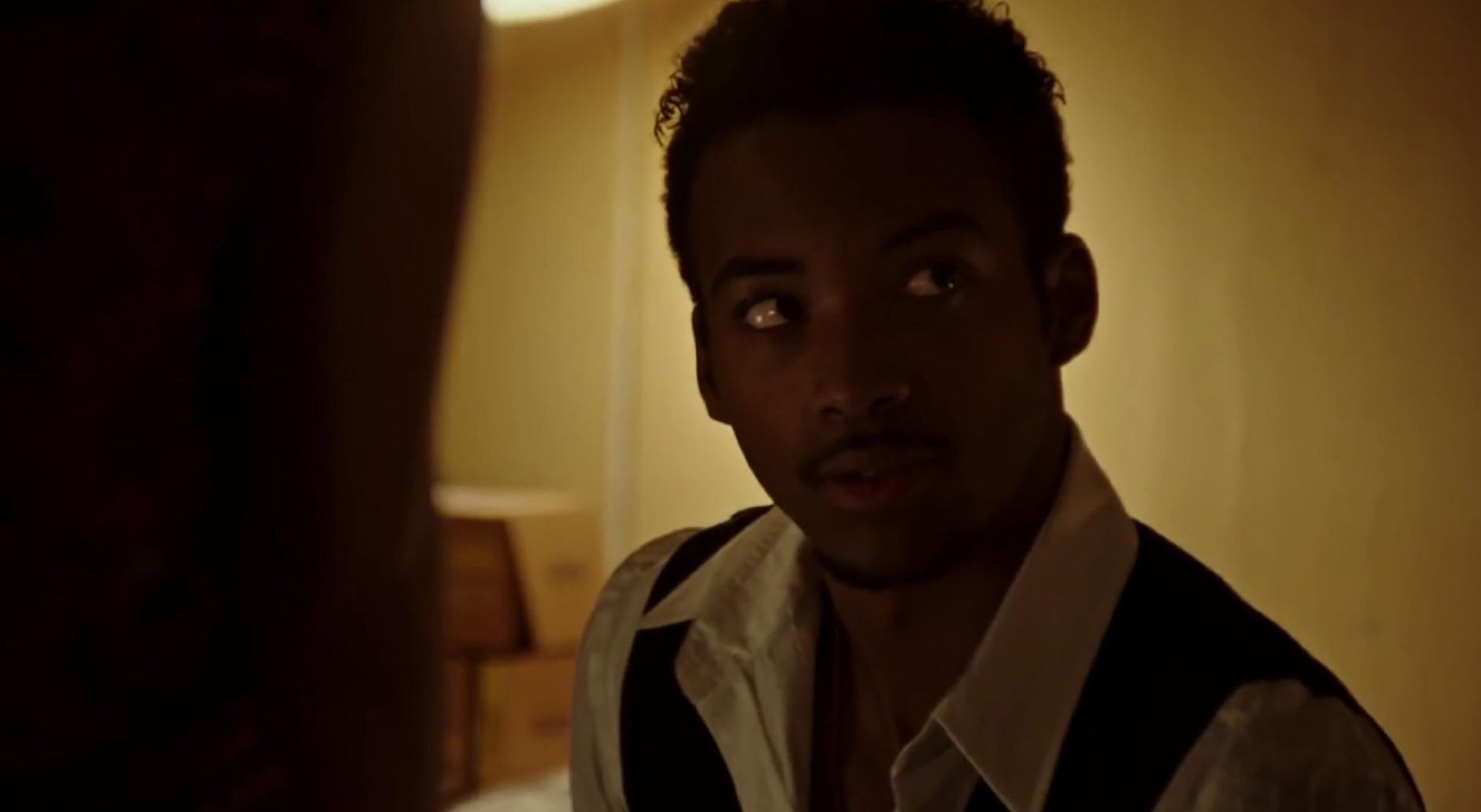 Algee Smith is Larry in Detroit