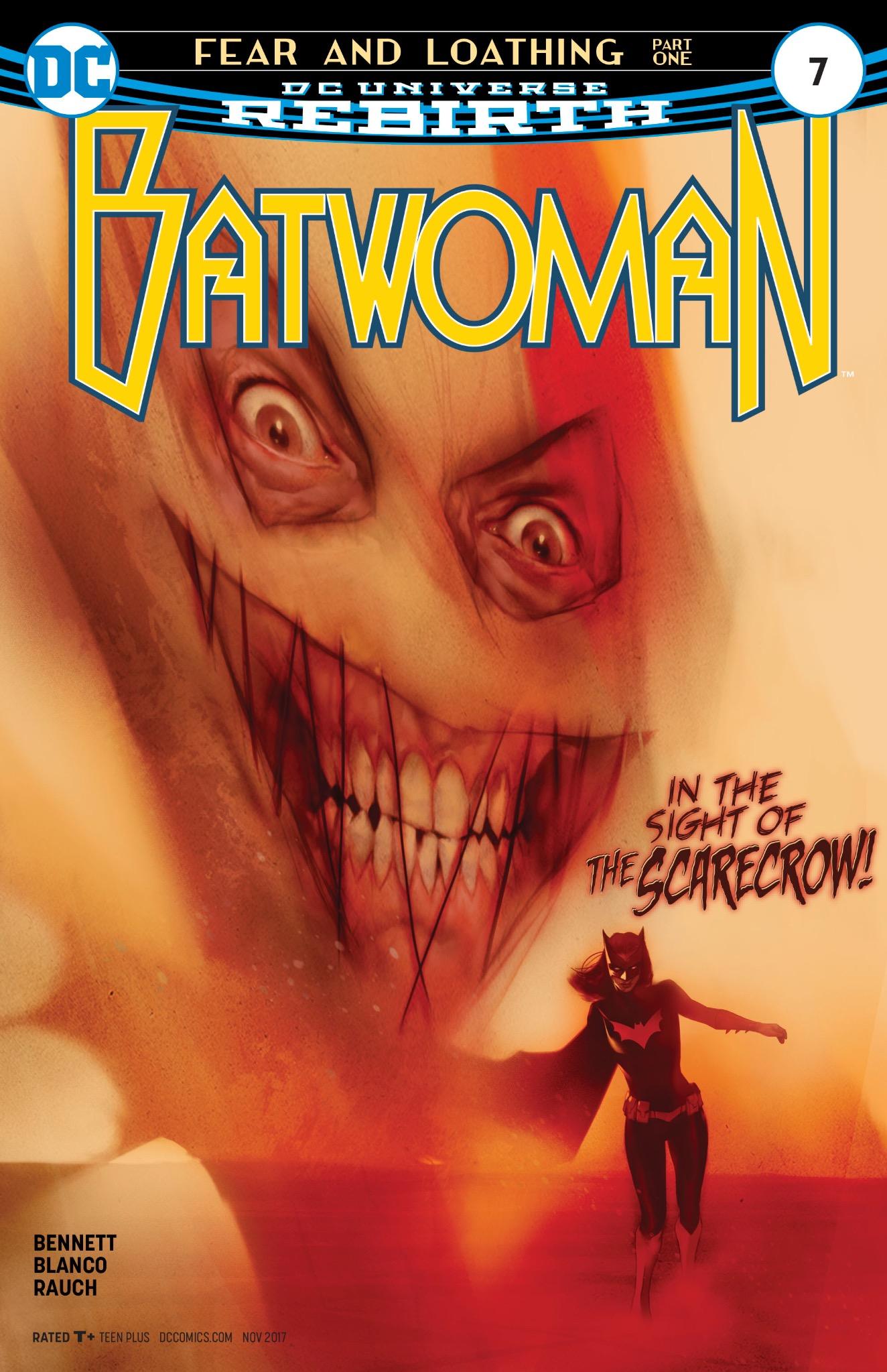 Batwoman #7 Cover