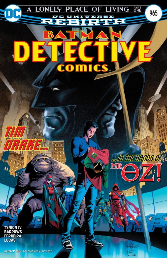 Detective Comics #965 Cover