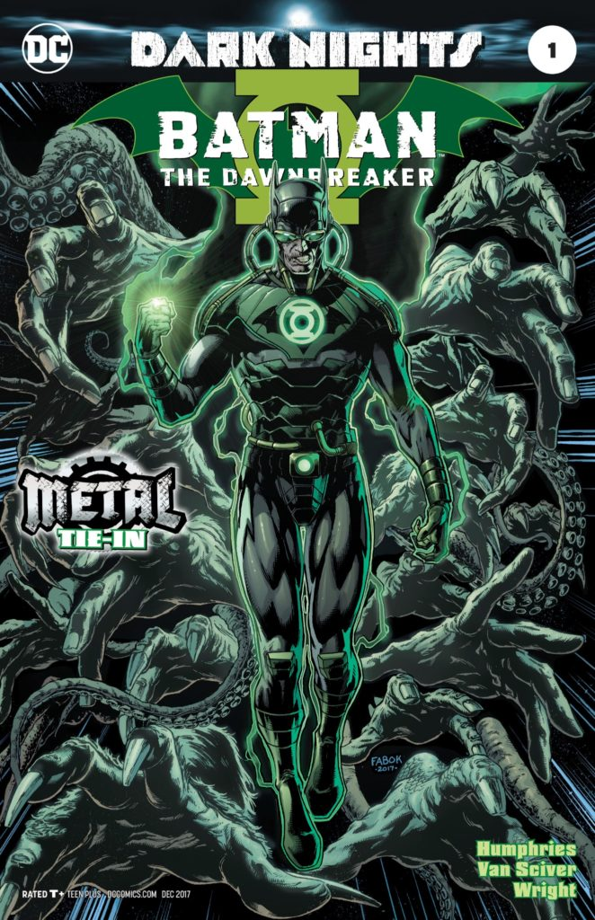 Dark Night Metal - Batman: The Dawnbreaker
