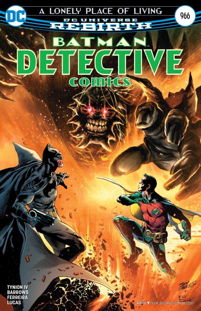 Detective Comics #966 Cover