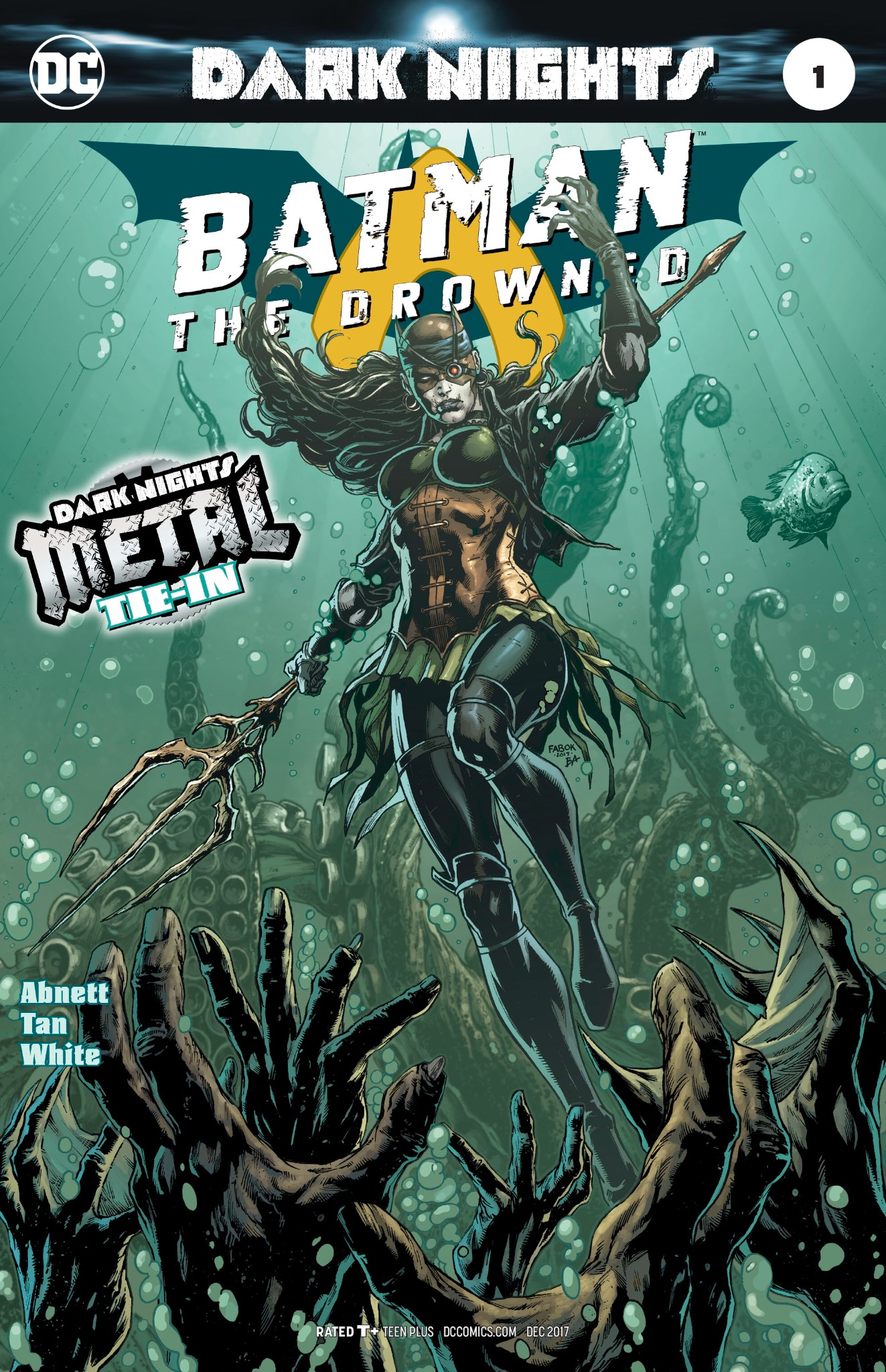 Dark Knights Metal - Batman: The Drowned