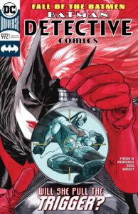 Detective Comics #972: Fall of the Batmen part four