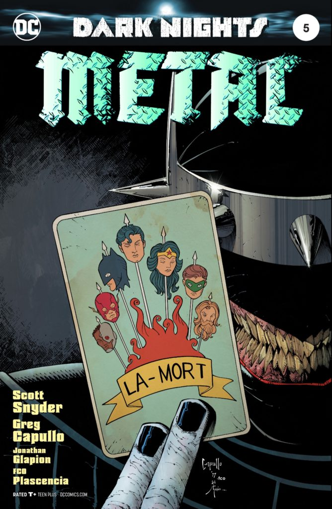 Dark Nights Metal #5